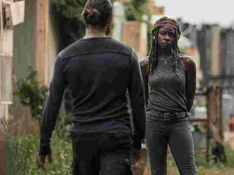 'The Walking Dead' s'arrêtera à la fin de la saison 11