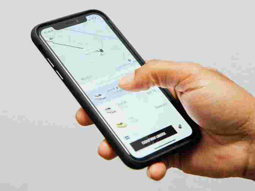 Voici pourquoi vos courses en Uber vont un peu augmenter en 2021