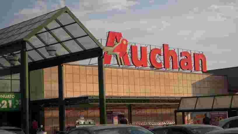 Auchan va supprimer près de 1 500 postes en France