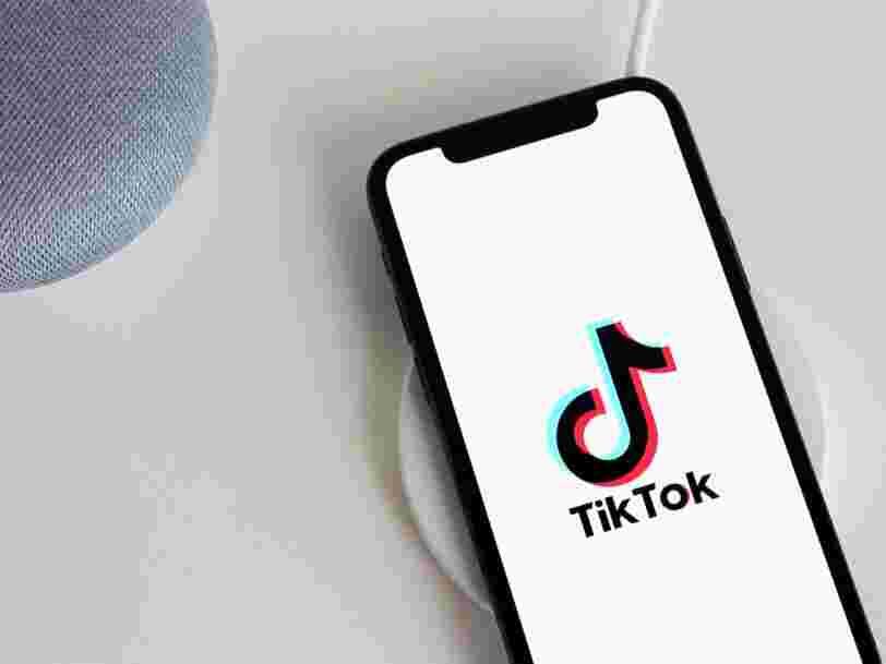 La vente ne serait qu'une des options possibles pour TikTok aux États-Unis