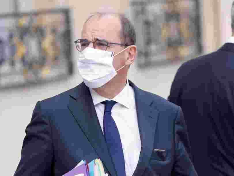 Jean Castex annonce 3 cas prioritaires pour les dépistages et réduit à 7 jours la durée d'isolement