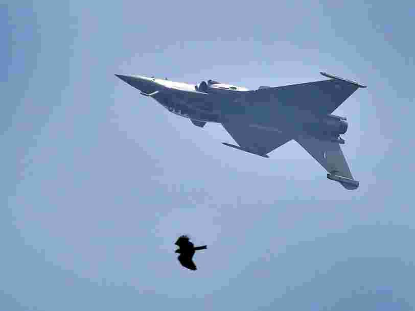 Dassault Aviation décolle en Bourse après l'annonce de la Grèce d'acheter 18 Rafales