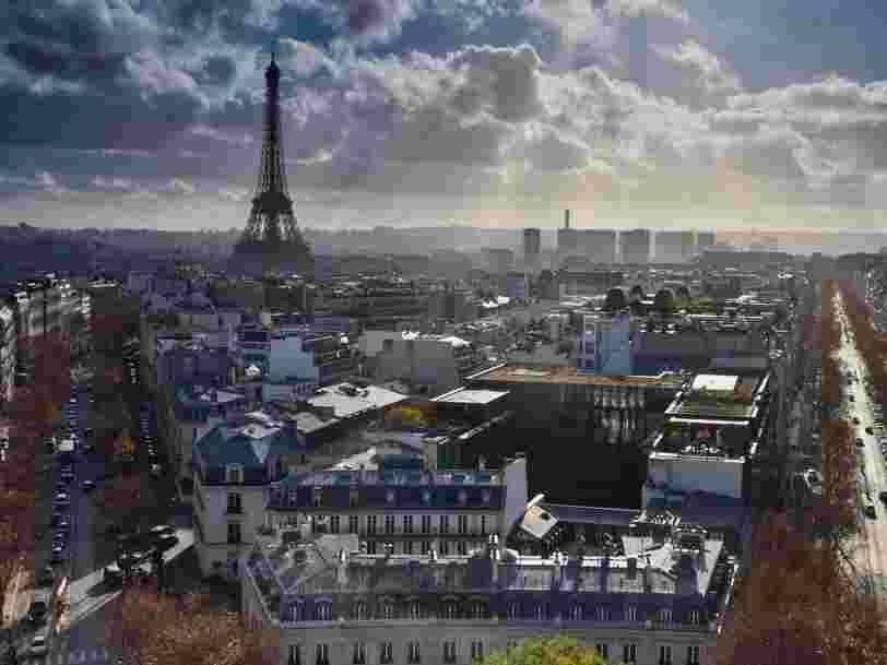 La chute du PIB de la France serait moins importante que prévu en 2020