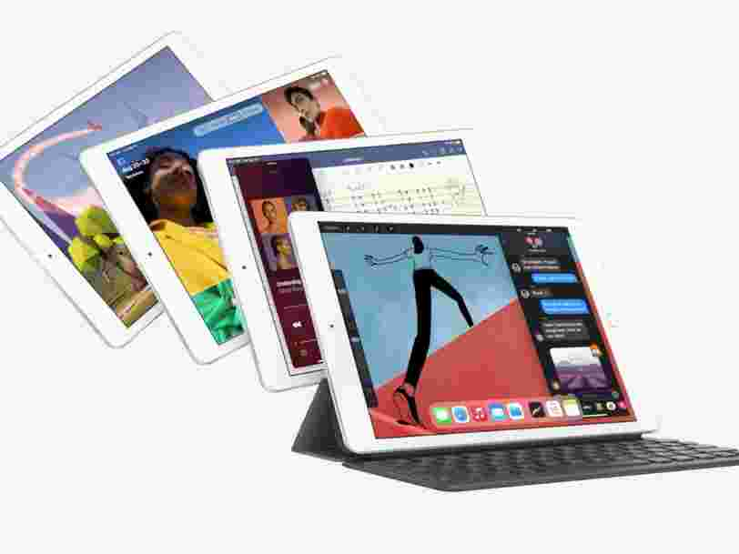 Apple dévoile 2 nouveaux iPad lors de sa keynote de rentrée
