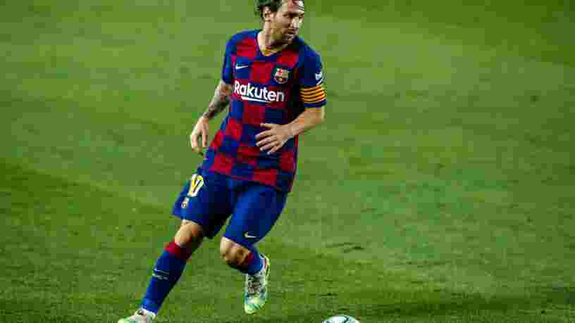 Lionel Messi devient le 4e sportif milliardaire, devançant Cristiano Ronaldo dans ses revenus annuels