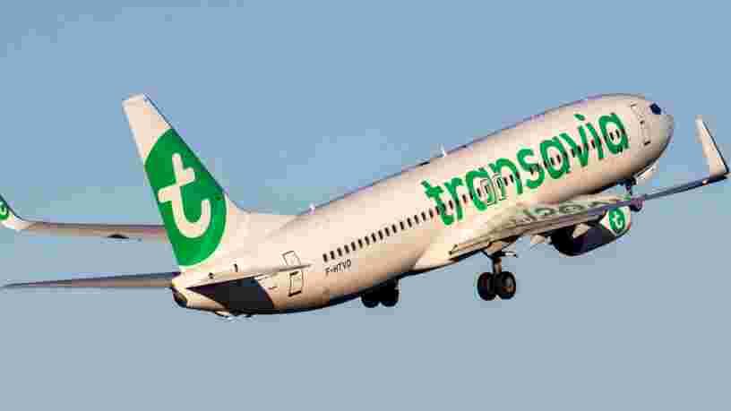 Transavia va ouvrir 5 lignes domestiques à partir de novembre