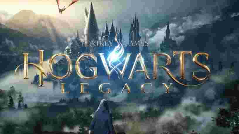 Voici les premières images du nouveau jeu Harry Potter en monde ouvert qui sortira en 2021
