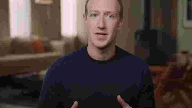 Facebook s'associe à Ray-Ban pour lancer une paire de lunettes connectées
