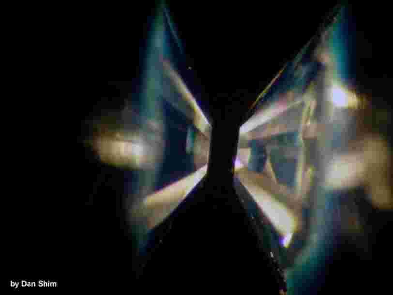 L'univers pourrait abriter de nombreuses planètes faites de diamants