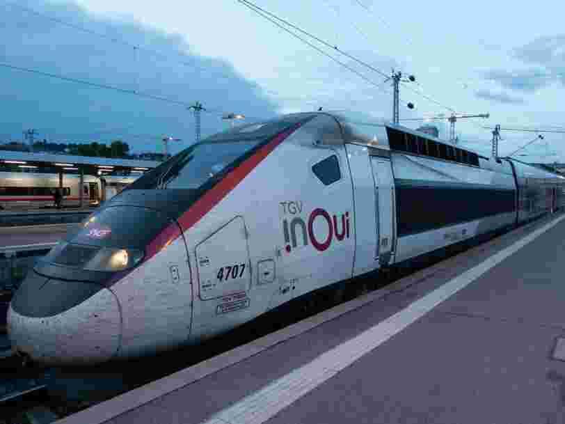 La SNCF va revoir ses prix pour que le TGV ne soit plus perçu comme 'cher'
