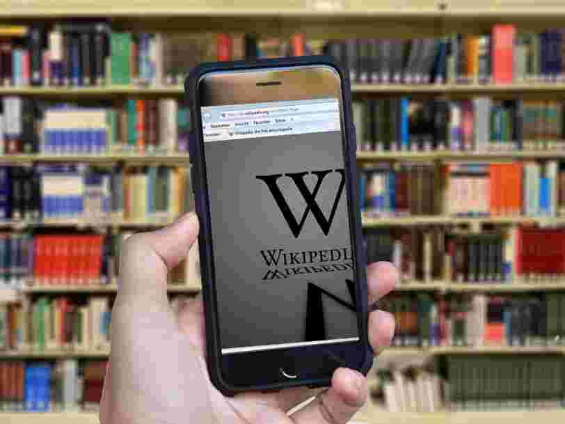 Améliorer la page Wikipédia d'une ville permettrait de générer jusqu'à 110 000 € de revenus touristiques en plus