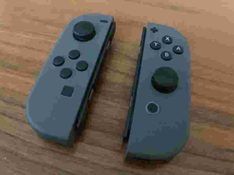 UFC-Que Choisir porte plainte contre Nintendo dans l'affaire des manettes Switch défectueuses