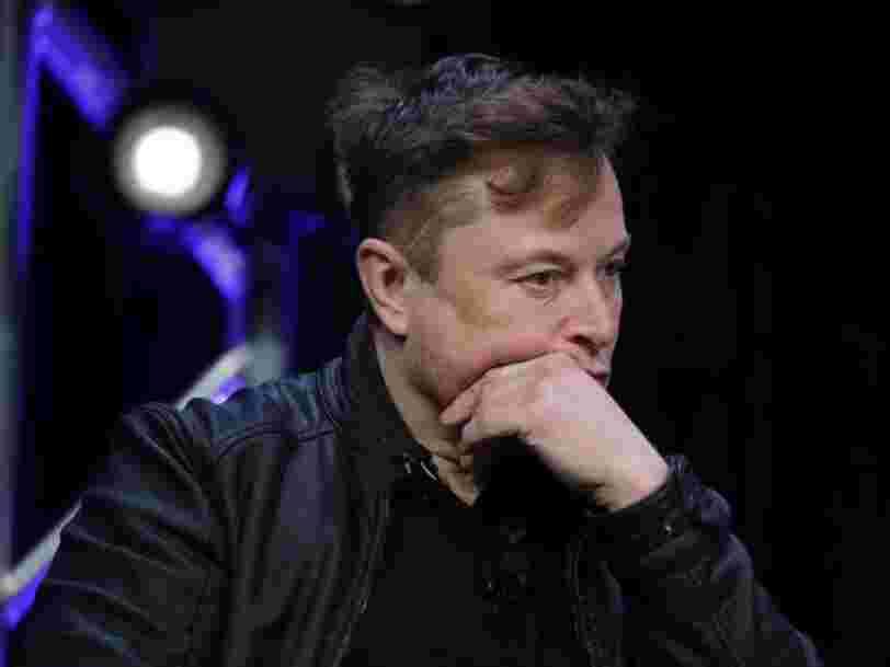 Tesla : la technologie du 'Battery Day' ne sera pas produite à grande échelle avant 2022, avertit Elon Musk
