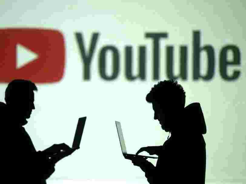 YouTube aurait conseillé à des modérateurs de 'faire confiance à Dieu' ou de prendre des 'drogues illégales'