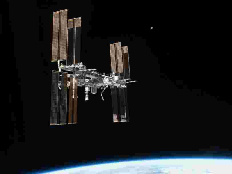 L'ISS a dû effectuer une manoeuvre pour éviter un débris, rapporte la NASA