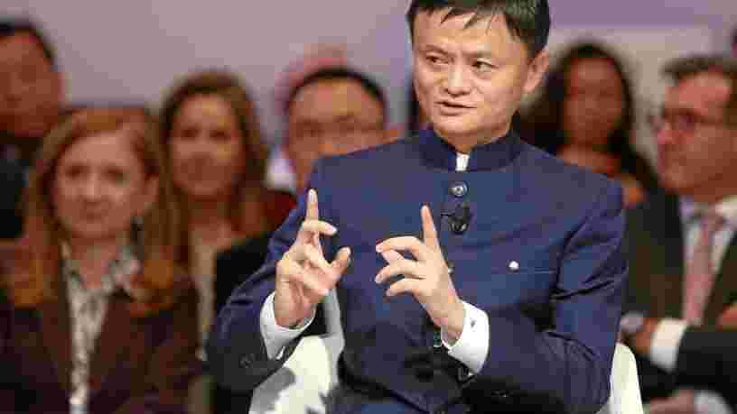 Jack Ma n'est plus l'homme le plus riche de Chine
