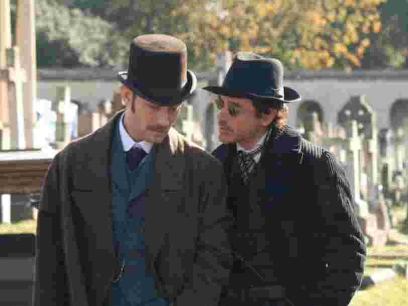 'Enola Holmes' sur Netflix : 10 séries et films à voir en streaming dans l'univers de Sherlock Holmes