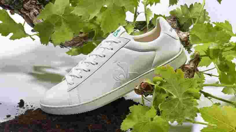 Ces 3 marques de sneakers qui utilisent des fruits comme alternative au cuir