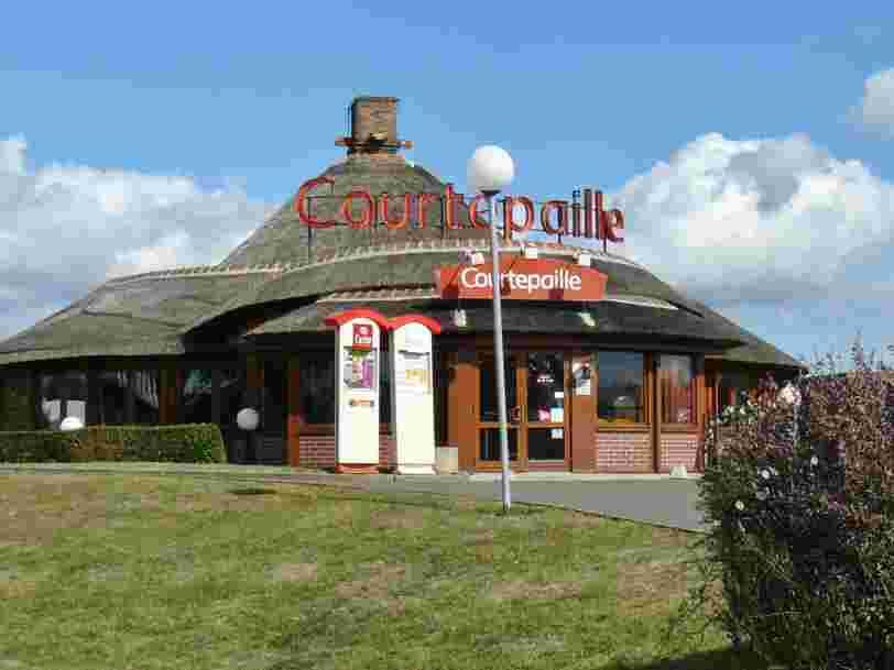 Les restaurants Courtepaille vont être repris par Buffalo Grill