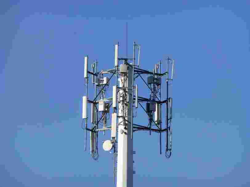 Voici où se trouvent les antennes 5G déjà installées en France