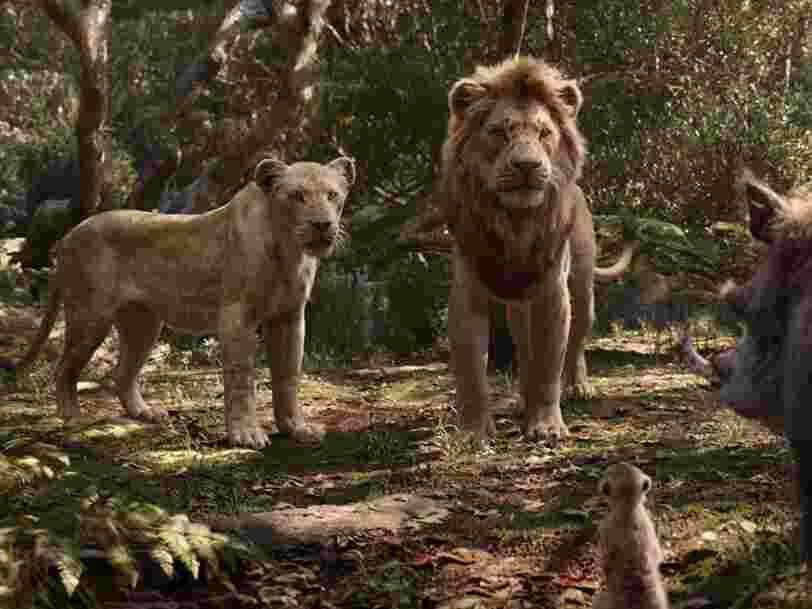 'Le Roi Lion' va avoir droit à une suite par le réalisateur de 'Moonlight'