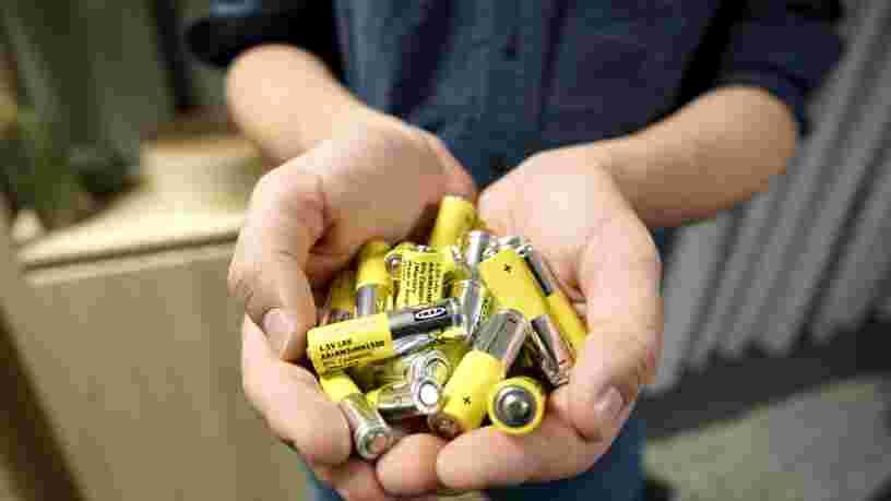 Ikea va arrêter la vente de piles alcalines dans ses magasins pour préserver l'environnement