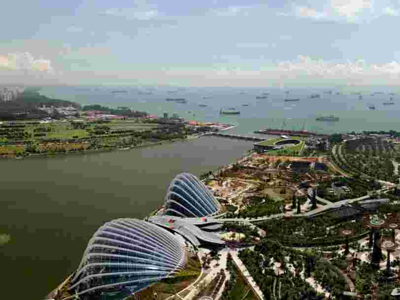 Après les vols pour nulle part, des 'croisières vers nulle part' envisagées à Singapour