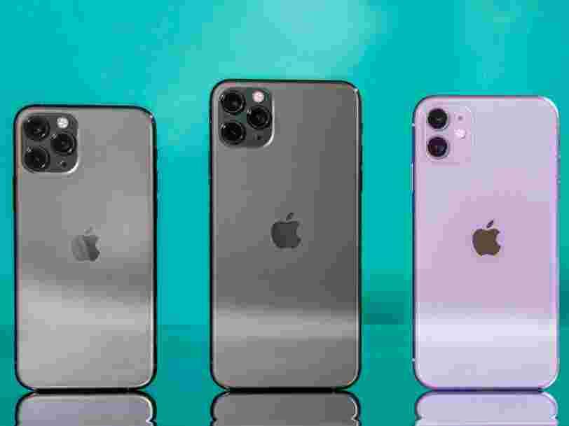 L'iPhone 12 n'est pas encore disponible mais les rumeurs sur l'iPhone 13 courent déjà