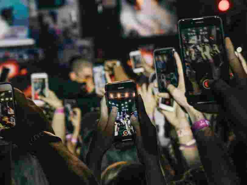 Samsung, Apple, Xiaomi... Les marques de smartphones préférées des Français