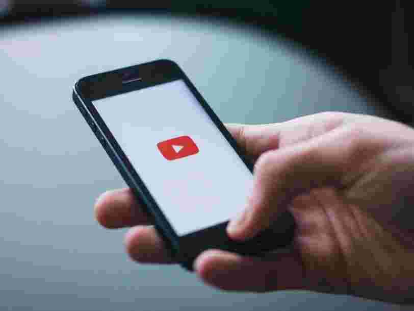 YouTube estime à plus de 500 M€ sa contribution à l'économie française