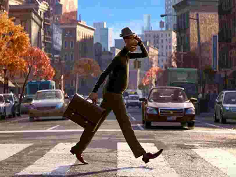 Le prochain film Pixar, 'Soul', sortira directement sur Disney+