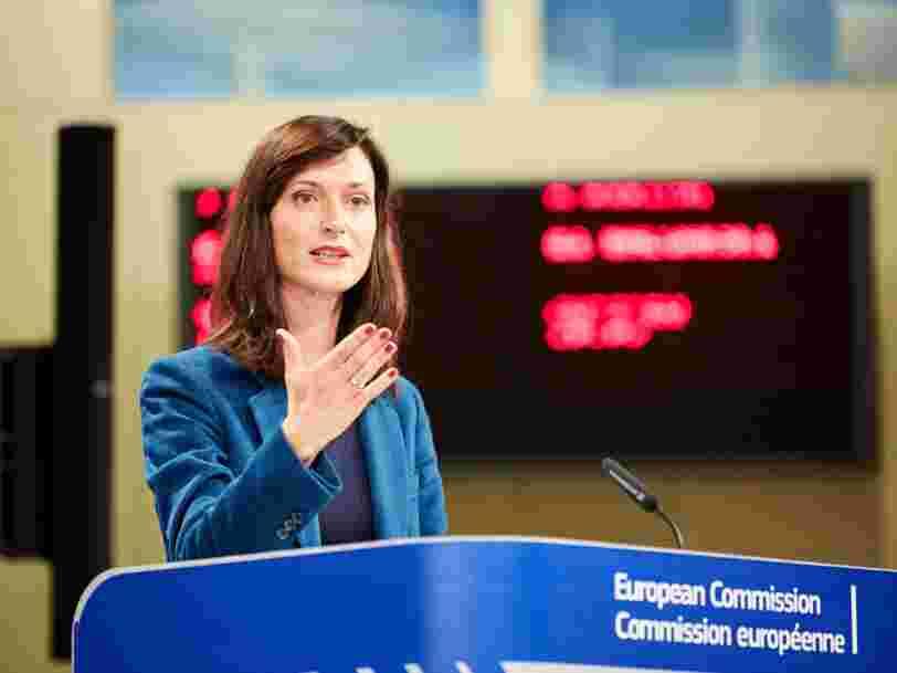 Mariya Gabriel, Commissaire à l'Innovation : 'L'Europe entame une nouvelle voie de croissance verte'