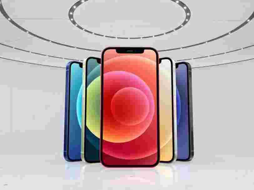 iPhone 12, iPhone 12 Pro : voici les prix en France des smartphones Apple compatibles avec la 5G