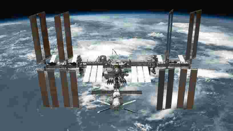 Le vaisseau russe Soyouz bat le record de vitesse pour rejoindre l'ISS