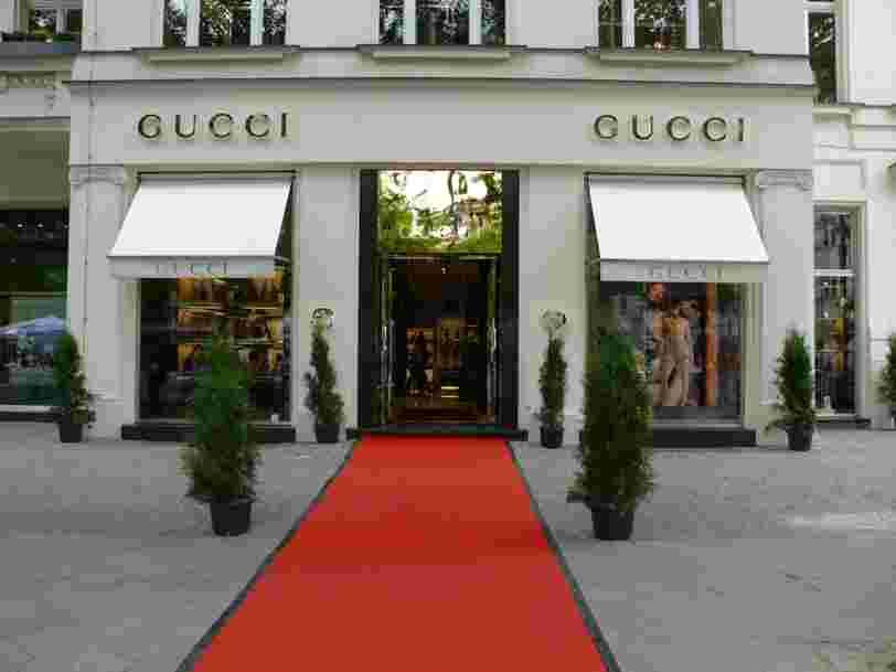 Porsche, Gucci, Chanel... Les 10 marques de luxe les mieux valorisées au monde