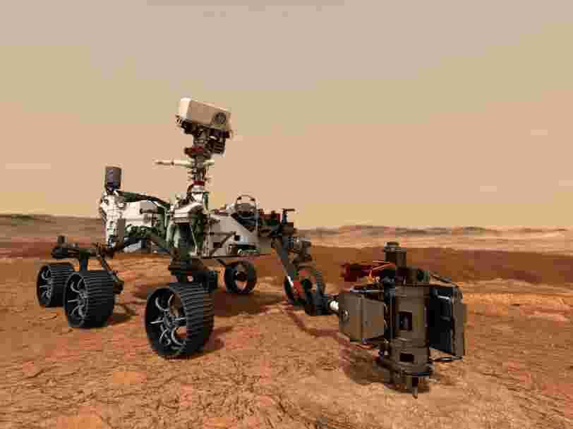 Airbus et Thales remportent de gros contrats pour des missions vers la Lune et Mars