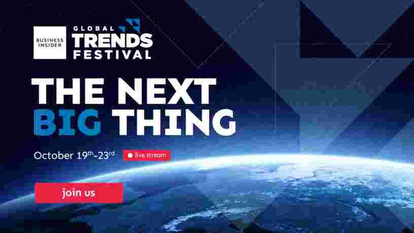 Suivez en ligne des conférences de personnalités de premier plan lors du Business Insider Global Trends Festival