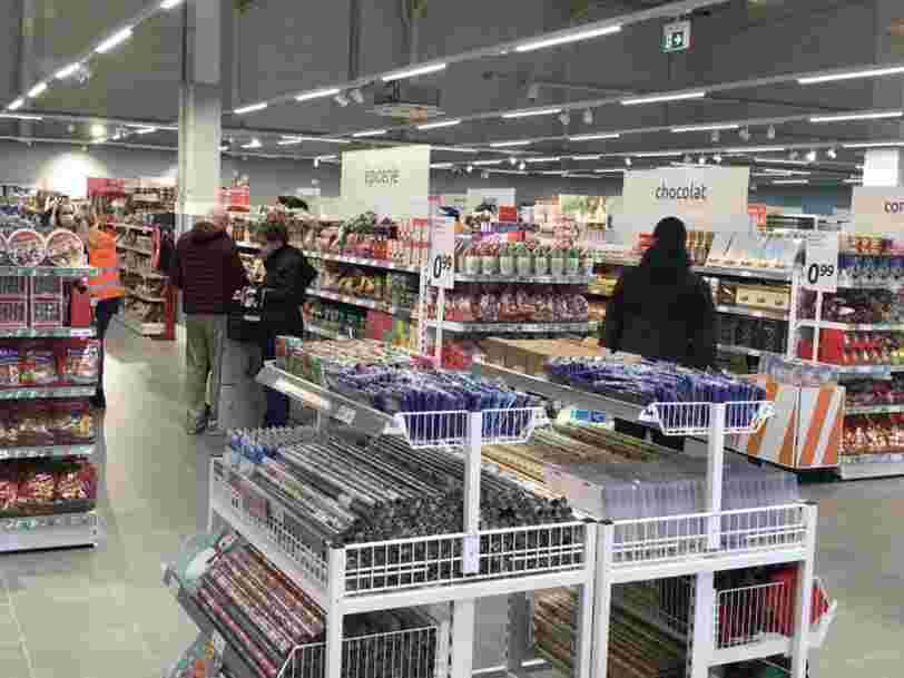 Action teste un nouveau type de magasin, deux fois plus grand