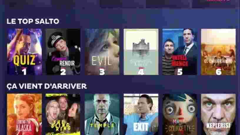 Prix, catalogue, appli... Tout ce qu'il faut savoir sur Salto, la plateforme de streaming française qui arrive le 20 octobre