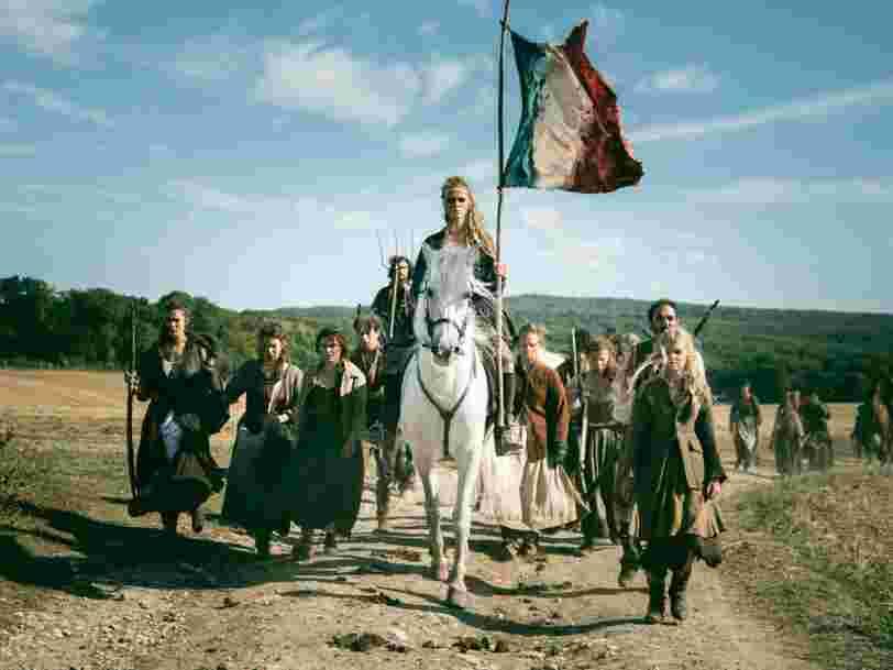 'La Révolution' sur Netflix : une réécriture convaincante et esthétique de l'Histoire