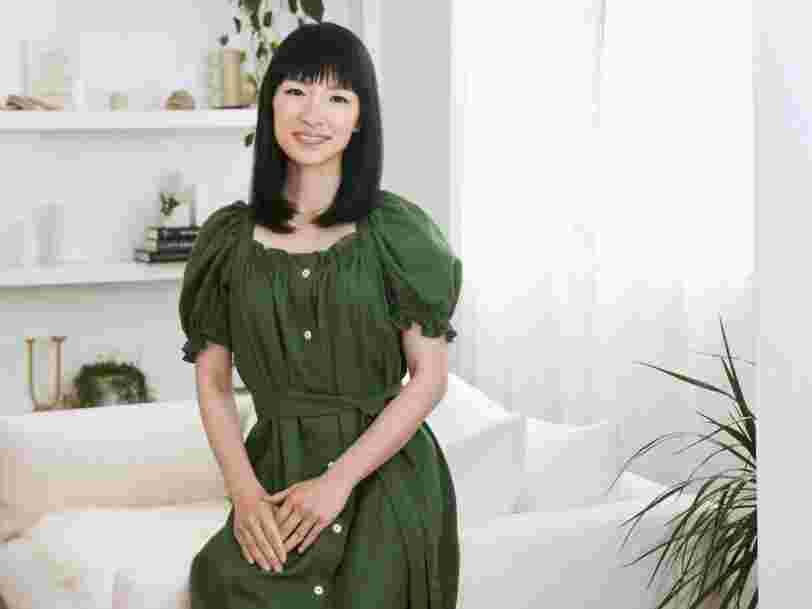 Selon Marie Kondo, 'la meilleure façon de gérer vos finances est d'imaginer votre style de vie idéal'