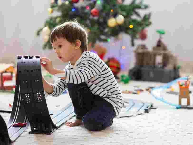 Pourquoi beaucoup de jouets seront en rupture de stock ce Noël