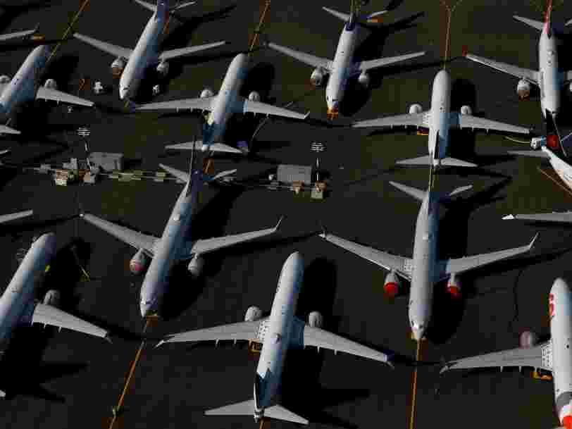 Le 737 Max de Boeing peut de nouveau voler en toute sécurité, selon l'Agence européenne de la sécurité aérienne