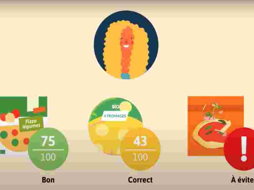 Carrefour lance un score personnalisé pour 40 000 produits en fonction de vos habitudes alimentaires