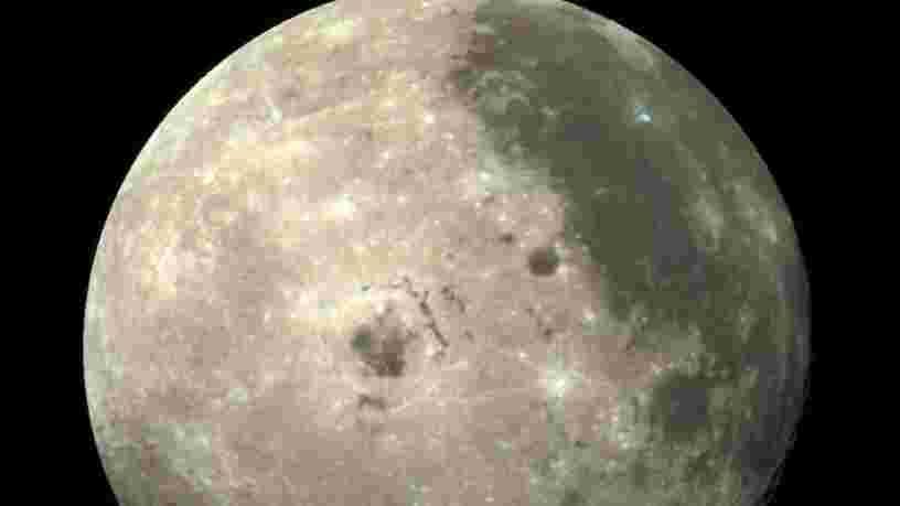 Nokia va installer la 4G sur la Lune pour la NASA