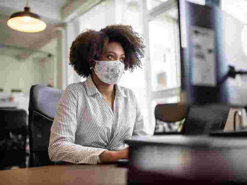 Un nouveau logo permettra de vérifier la fiabilité et le confort des masques en tissu
