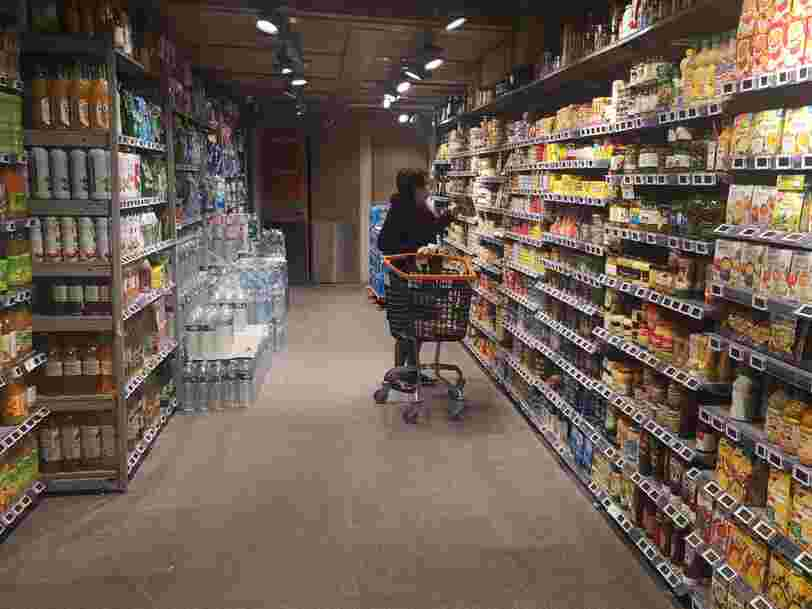 Système U progresse fortement, Auchan et Casino toujours à la peine