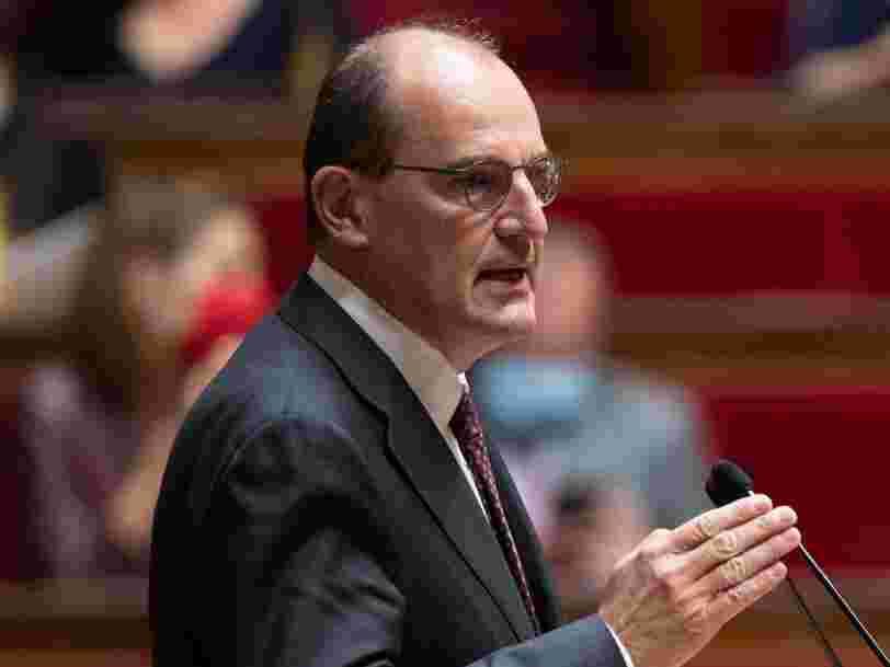 Jean Castex confirme que les commerces resteront fermés jusqu'au 1er décembre