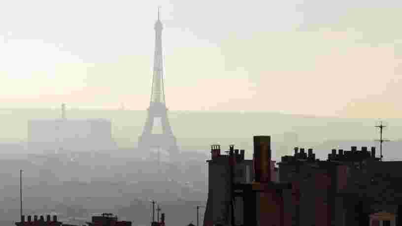 La mortalité par Covid-19 pourrait être accrue de 19% par la pollution de l'air en Europe