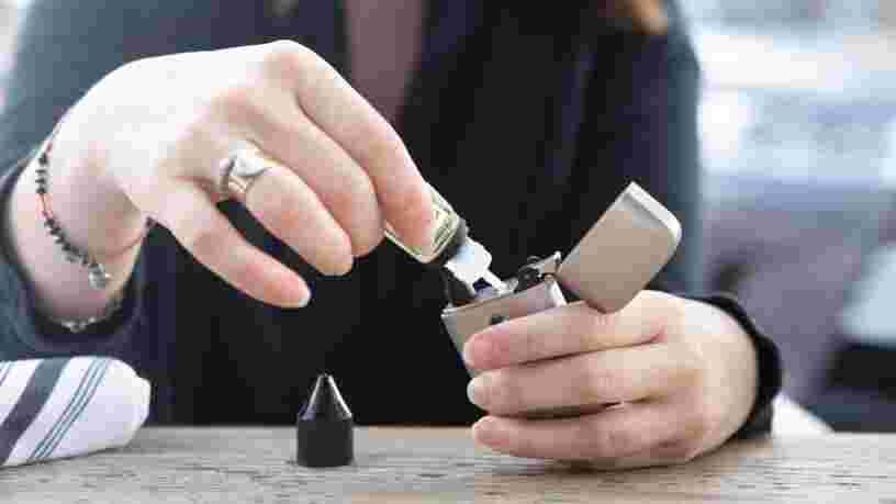 Vous pouvez désormais savoir ce que contient le liquide de votre cigarette électronique